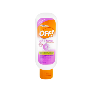 OFF! Soft & Scented Insect Repellent Lotion 100ml