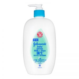 Johnson's Baby Lotion 500ml Milk+Rice
