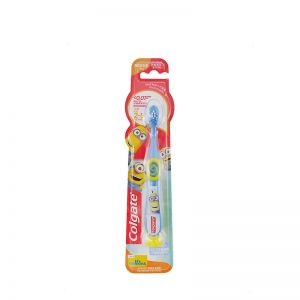 Colgate Toothbrush Smiles Minions Ultrasoft (2-5 years old)
