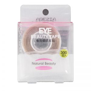 Arezia 300 Eye Beauty Tape Clear Tone-Natural