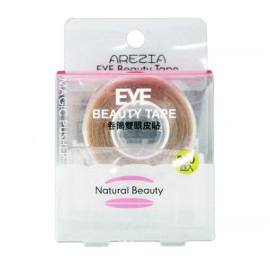 Arezia 300 Eye Beauty Tape Clear Tone-Extra Wide