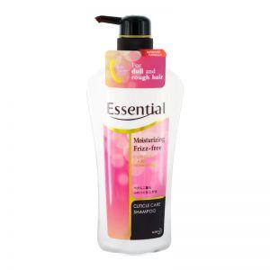 Essential Shampoo 700ml Moisturizing Frizz-Free