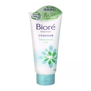 Biore Facial Foam 100g Cool