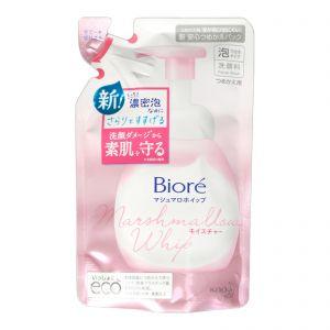 Biore Marshmallow Whip Facial Wash Refill 130ml