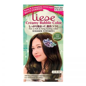 Liese Creamy Bubble Hair Colour Mint Ash