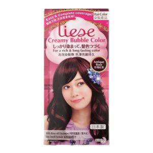 Liese Creamy Bubble Hair Color Antique Rose