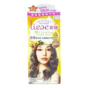 Liese Creamy Bubble Hair Color Creamy Beige