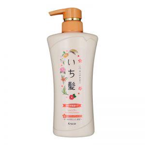 Kracie Ichikami Hair Dense Moisturizing Shampoo 480ml
