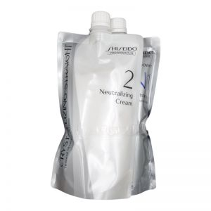 Shiseido Straightener Cream Set 2s N1/2