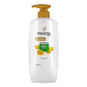 Pantene Shampoo 750ml Silky Smooth Care