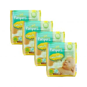 Pampers New Baby Diapers Newborn 24S (1Carton=8Pack)