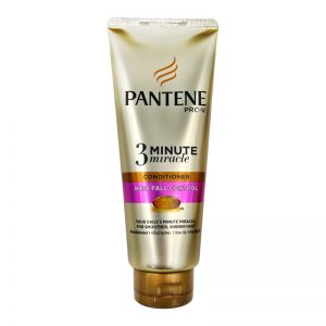 Pantene Pro-V 3 Minute Miracle Conditioner Hairfall Control 180ml