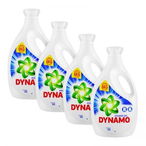 Dynamo Power Gel Detergent (Original Blue) 3Lx4
