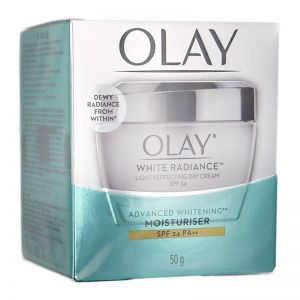 Olay White Radiance Perfecting Day Cream SPF24 PA++ 50g