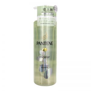 Pantene Micellar Shampoo 500ml Pure & Moist