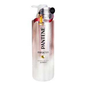 Pantene Miracles Shampoo 500ml Crystal Smooth