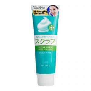 Mandom Facial Scrub 150g Face Purify