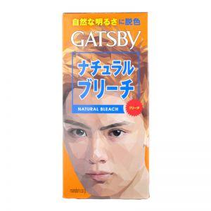 Gatsby Hair Colour Natural Bleach