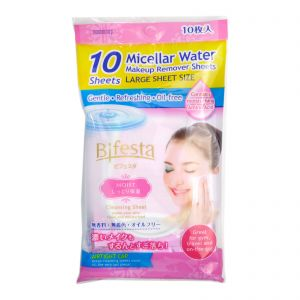 Bifesta Cleansing Sheets 10S Moist