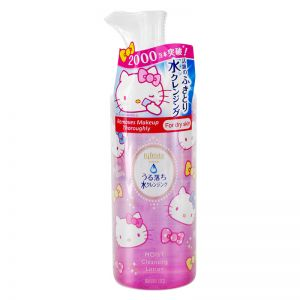 Bifesta Cleansing Lotion 300ml Moist (Sanrio HelloKitty)