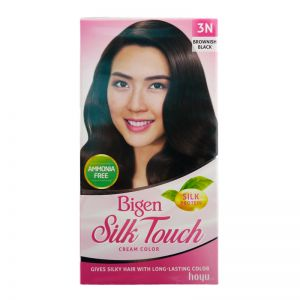 Bigen Silk Touch 3N Brownish Black