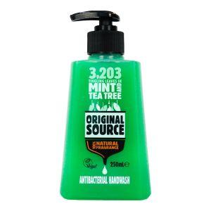 Original Source Anti Bacterial Handwash 250ml Mint & Tea Tree