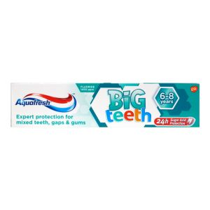 Aquafresh My Big Teeth Toothpaste 50ml (6+years)