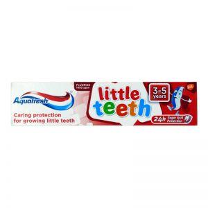 Aquafresh Little Teeth Toothpaste 50ml (3-5years)