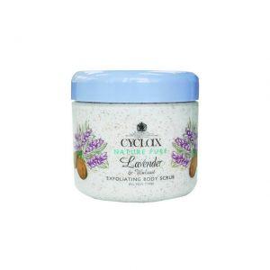 Cyclax Lavender&Walnut Exfoliating Facial Srub 300ml