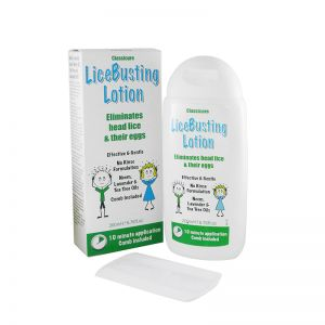 Classicure LiceBusting Lotion 200ml