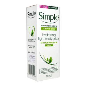 Simple Kind to Skin Hydrating Light Moisturizer 125ml
