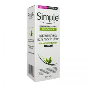 Simple Kind to Skin Rich Moisturizer 125ml
