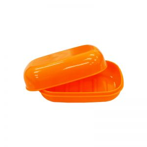 Plastic Travel Soap Box (Assorted Colors)
