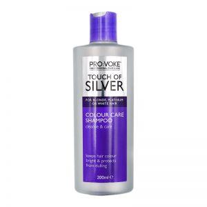 Pro:Voke Shampoo Touch of Silver 200ml Colour Care