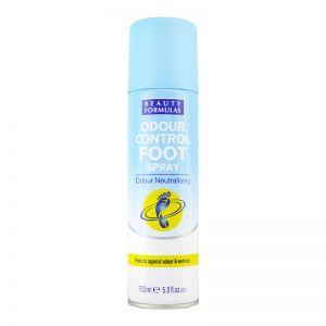 Beauty Formulas Odour Control Foot Spray 150ml