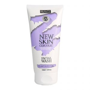 Beauty Formulas New Skin Glycolic Facial Wash 150ml
