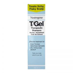 Neutrogena Shampoo 250ml T/Gel Therapeutic