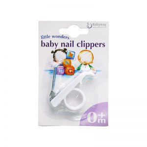 Little Wonders Baby Nail Clipper