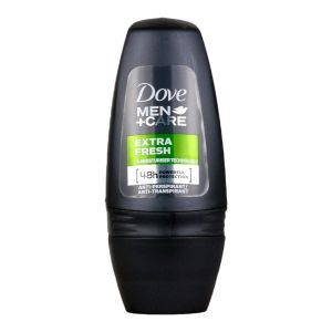 Dove Deodorant Roll On 50ml Men+Care Extra Fresh