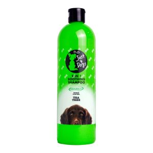 Dr.J Just 4 Dogs 2in1 Soothing Shampoo 500ml