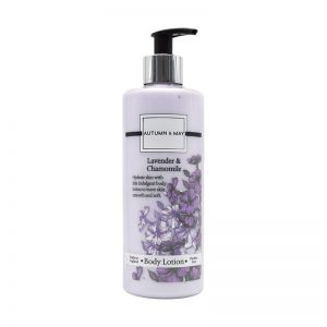 Autumn & May Body Lotion 500ml Lavender & Chamomile
