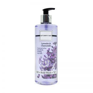 Autumn & May Body Wash 500ml Lavender & Chamomile
