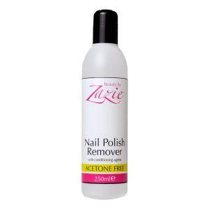 Zazie Acetone Free Nail Polish Remover 250ml