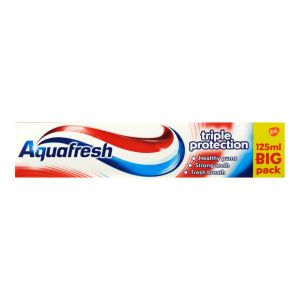 Aquafresh Toothpaste 125ml Triple Protection