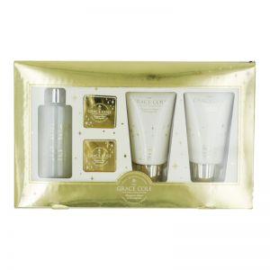 Grace Cole Bodycare Gift Set Bergamot, Ginger & Lemongrass
