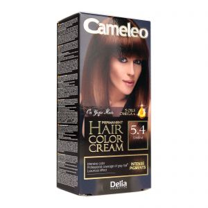 Cameleo Perm Hair Colour Cream 5.4 Chestnut
