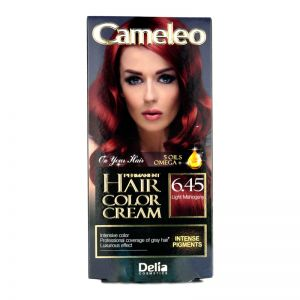 Cameleo Perm Hair Colour Cream 6.45 Light Mahogany