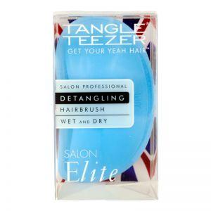 Tangle Teezer Detangling Hair Brush Elite Blue - Wet & Dry