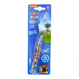 Kokomo Paw Patrol Flashing Toothbrush Soft 1s For 3+ Years Old