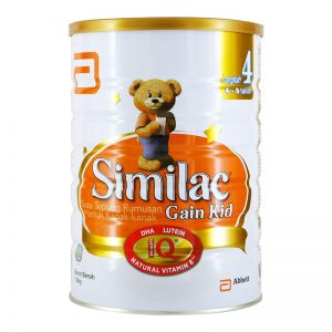 Similac Gain Kid IQ Milk Powder Stage 4 1.8kg (For 4-9yrs)